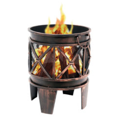 Heat vuurkorf Firecask-0