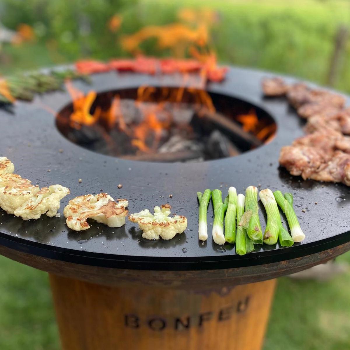 Vuurschaal BBQ